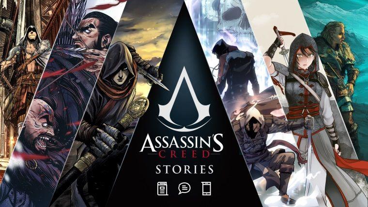 Assassin's Creed serisi için yeni kitaplar ve içerikler duyuruldu