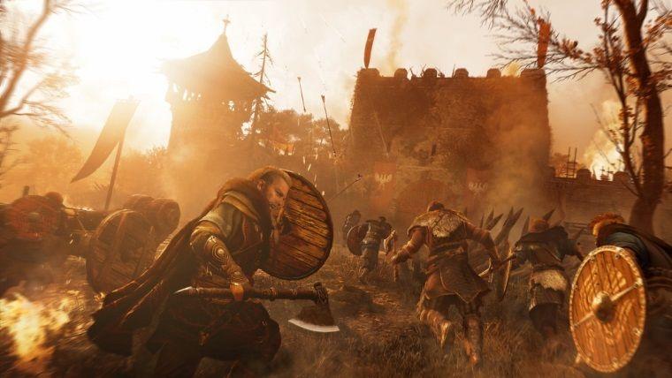 Assassin's Creed Valhalla yeni içerikler ve hediyeler sunuyor