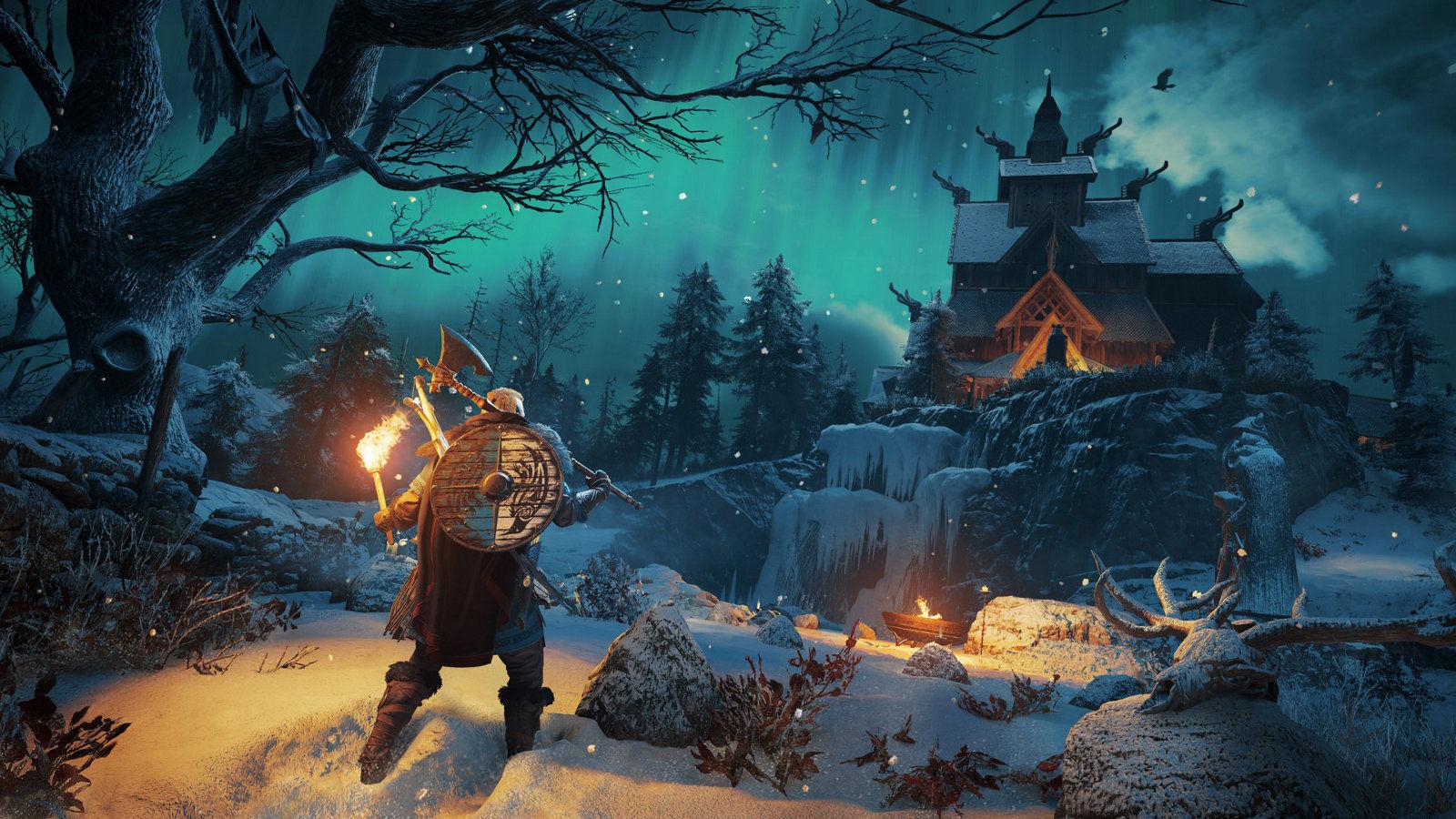 Assassin's Creed Valhalla Gold statüsüne ulaştı