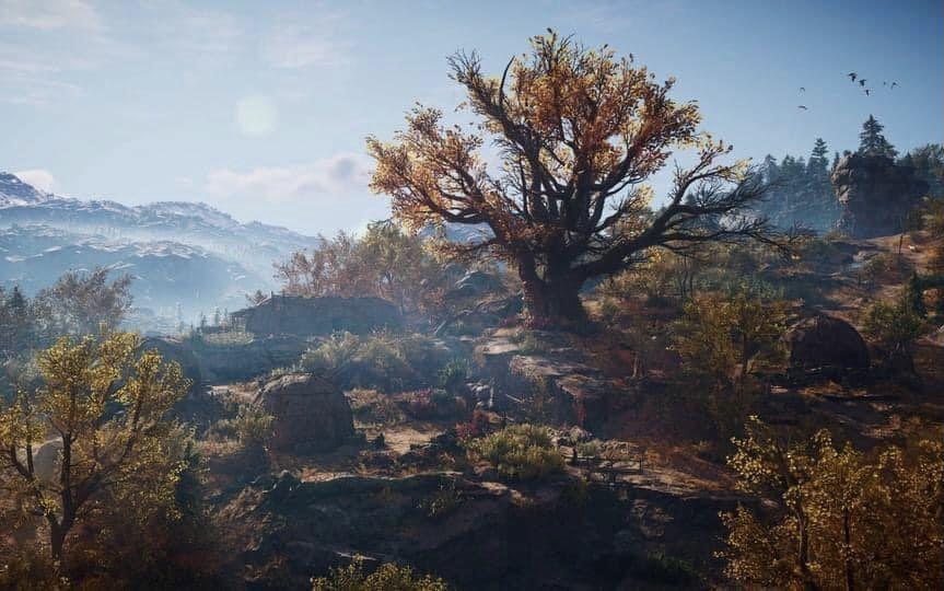 Assassin's Creed Valhalla için göz alıcı görseller yayınlandı