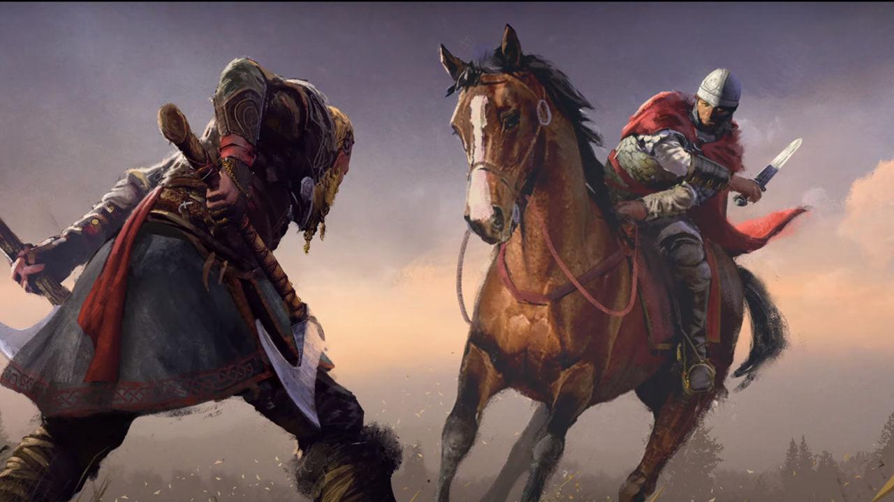 Assassin's Creed Valhalla DLC'leri İrlanda ve Paris'te geçiyor