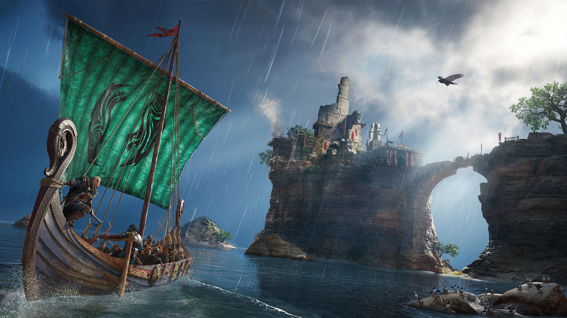 Assassin's Creed Valhalla'nın Xbox Series oynanış videosu yayınlandı