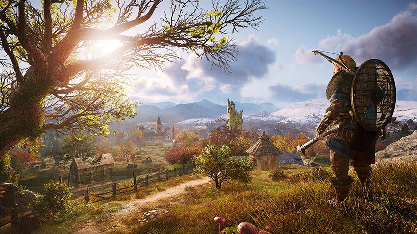 Assassin's Creed Valhalla Xbox Series X'te en az 30 FPS çalışacak