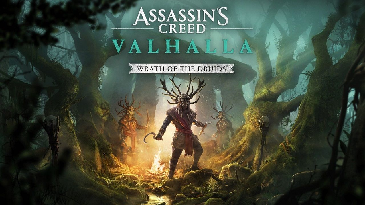 Assassin's Creed Valhalla first expansion pack out today
