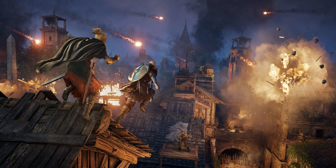 Assassin's Creed Valhalla: Siege of Paris çıkış tarihi açıklandı