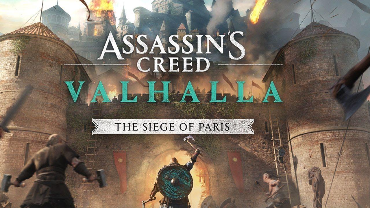 Assassin's Creed Valhalla Siege of Paris çıkış fragmanı yayınlandı