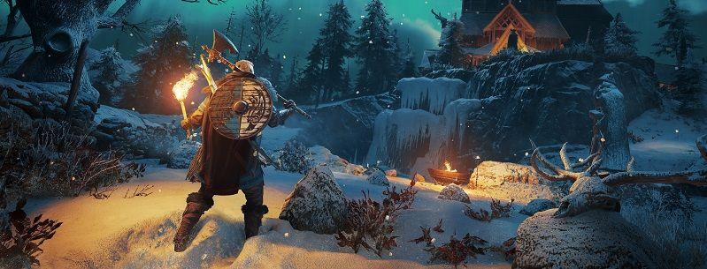 Assassin's Creed Valhalla'nın ilk oynanış videosu yayınlandı