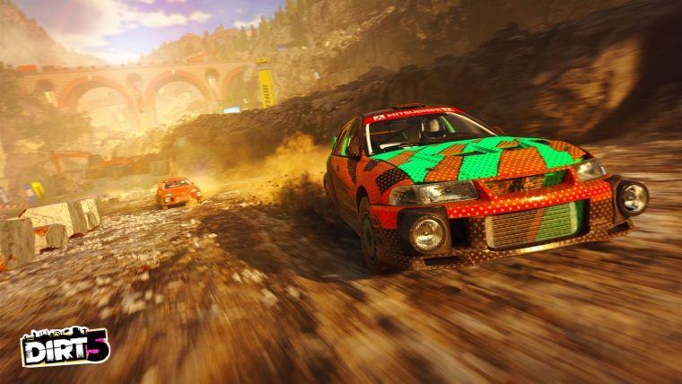 Dirt 5 oyununun kariyer moduna ait detaylar paylaşıldı