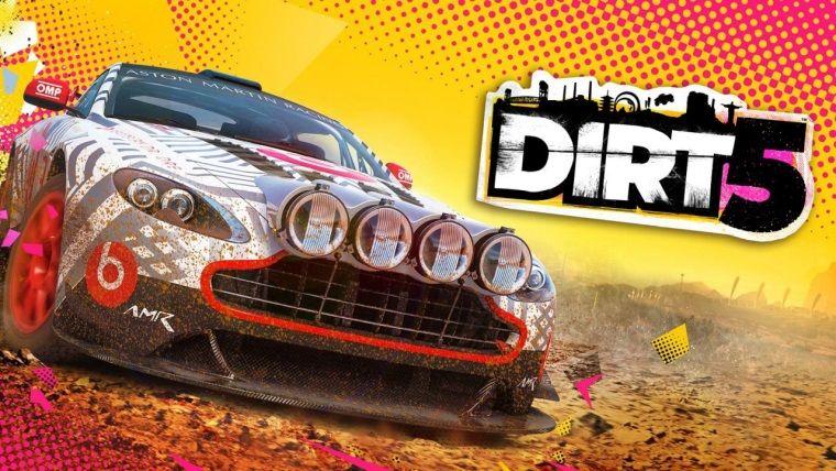Dirt 5 için Playgrounds modu tanıtıldı