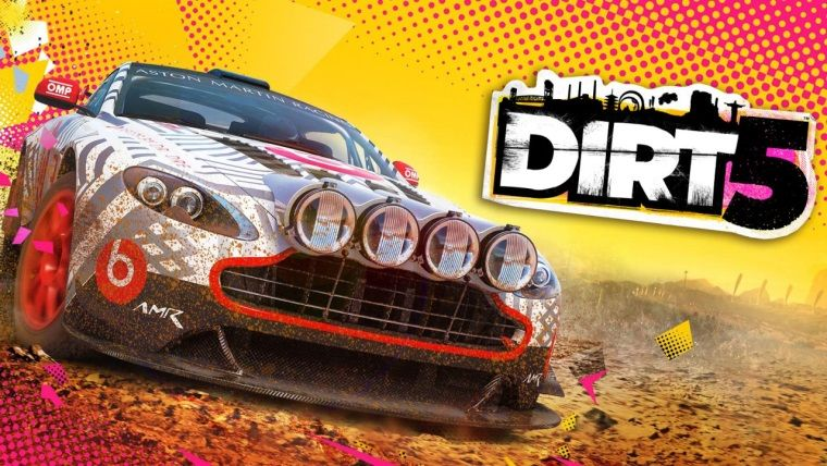 Dirt 5 için yeni oynanış videosu yayınlandı