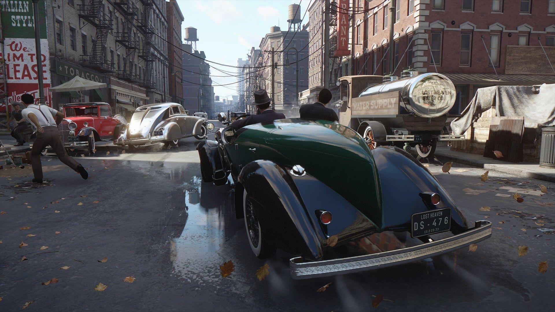 Mafia: Definitive Edition tamamen yeniden yapım olacak