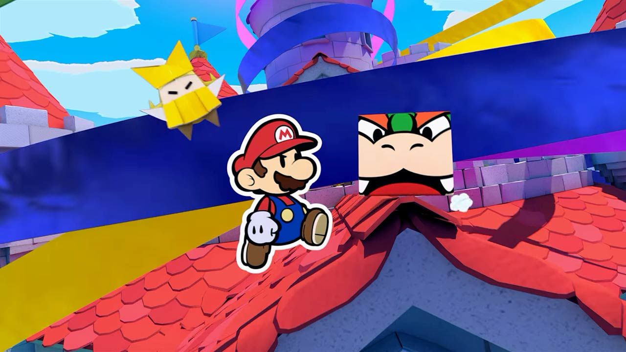 Paper Mario: The Origami King İnceleme