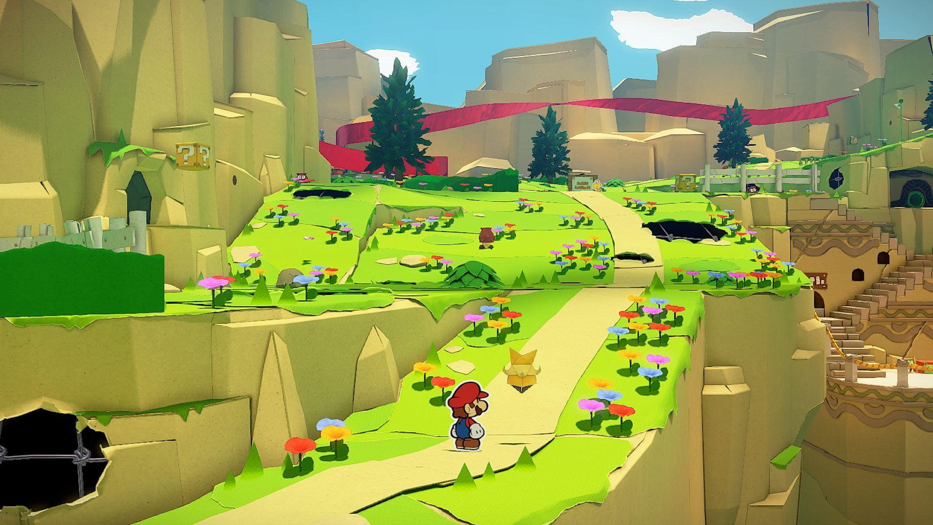 Paper Mario: The Origami King duyuruldu