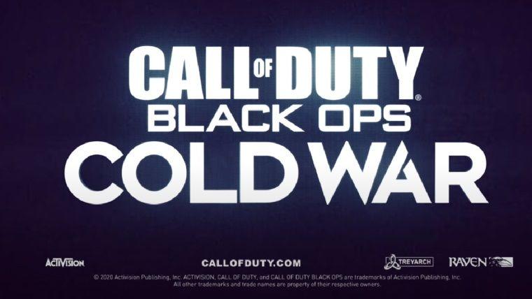 Call of Duty Black Ops Cold War için ilk teaser yayınlandı