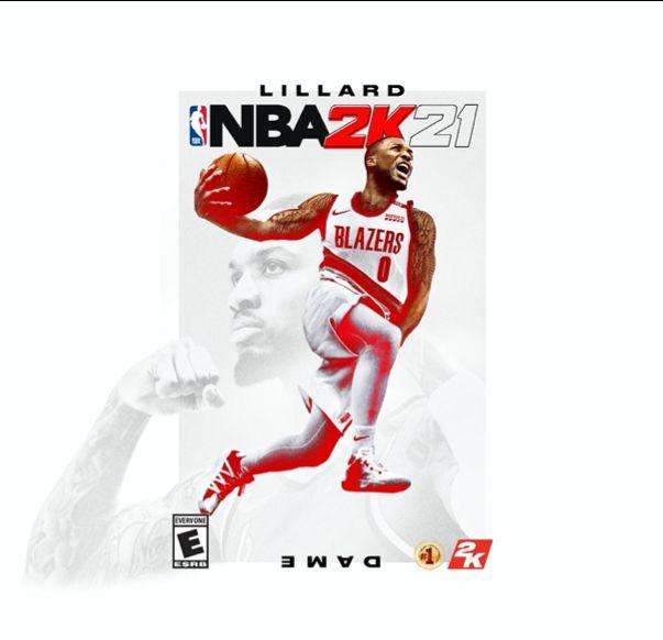 NBA 2K21 kapak yıldızı Damian Lillard oldu