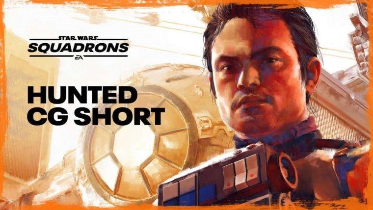 Star Wars: Squadrons için şahane bir kısa film yayınlandı