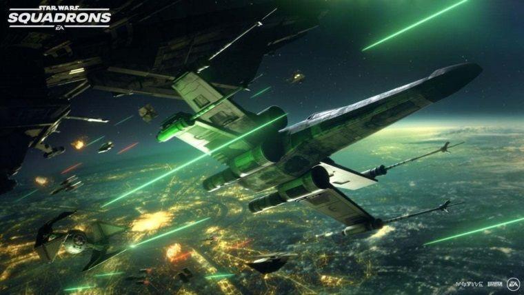Star Wars: Squadrons inceleme puanları yayınlandı