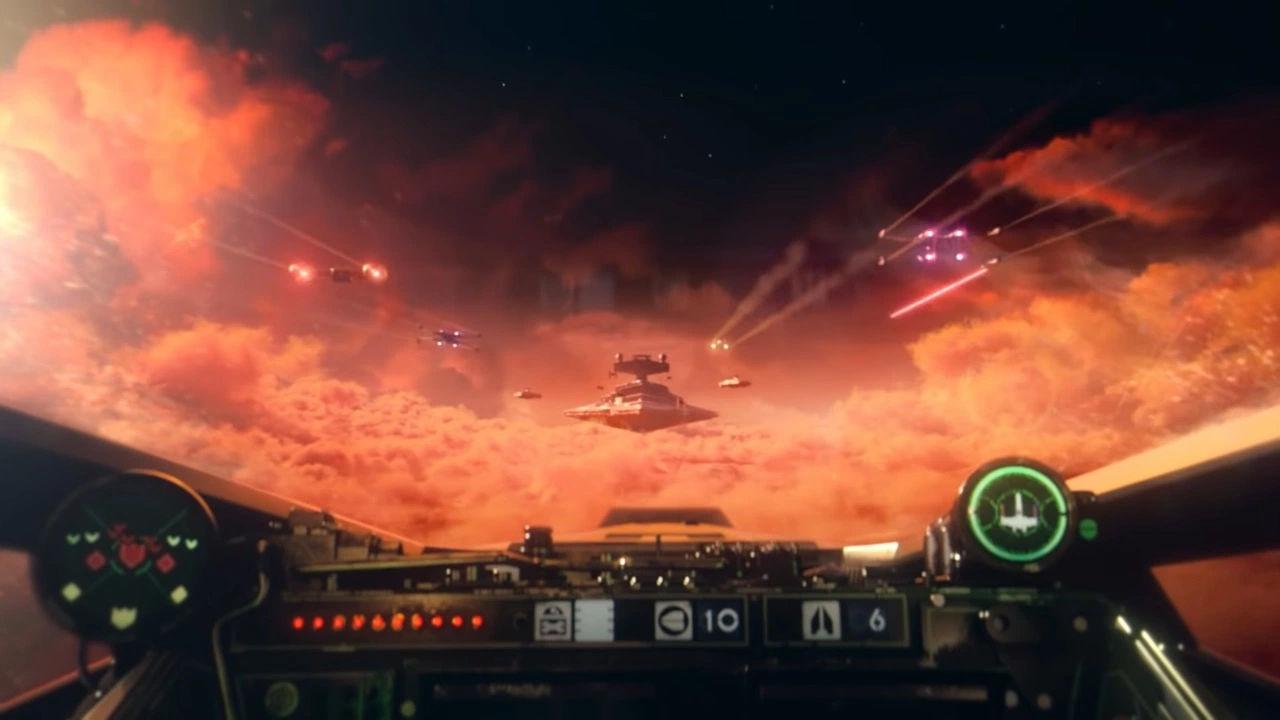 Star Wars: Squadrons oyununda oyun içi satın alım olmayacak