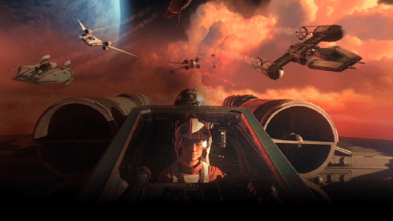 Star Wars: Squadrons çok detaylı ayarlanabilecek