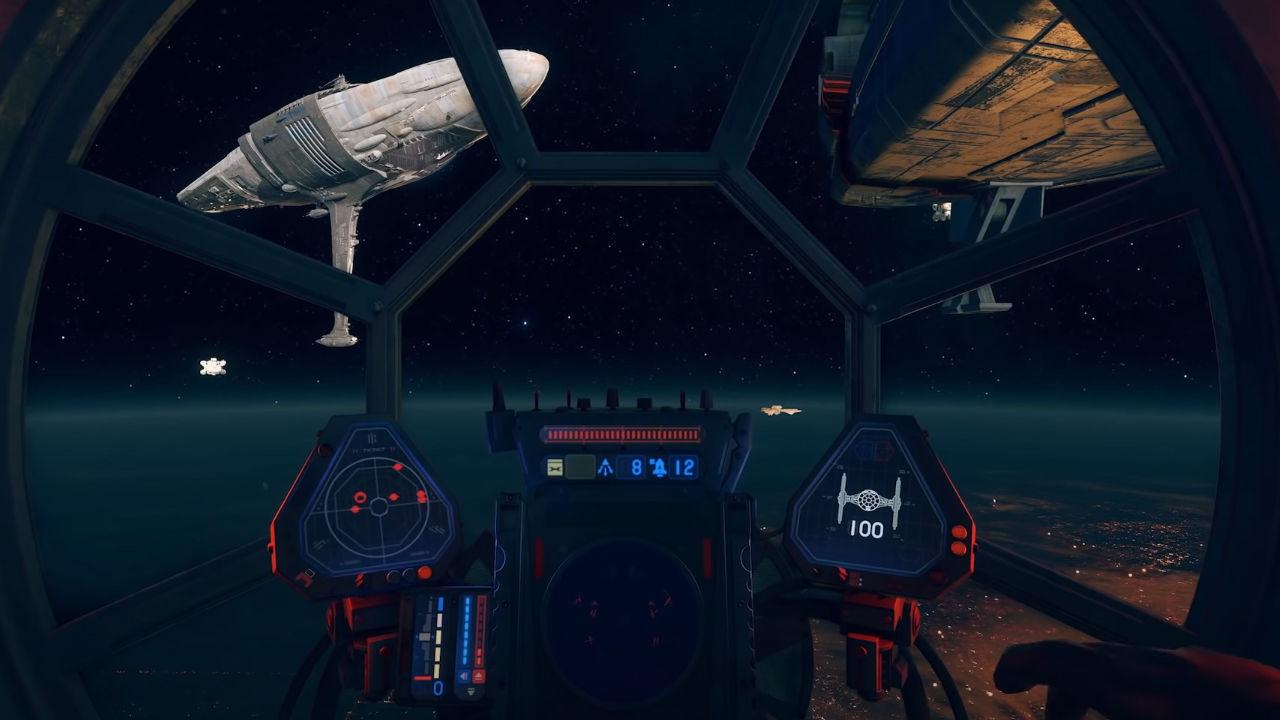 Star Wars: Squadrons hikaye moduna yakından bakın