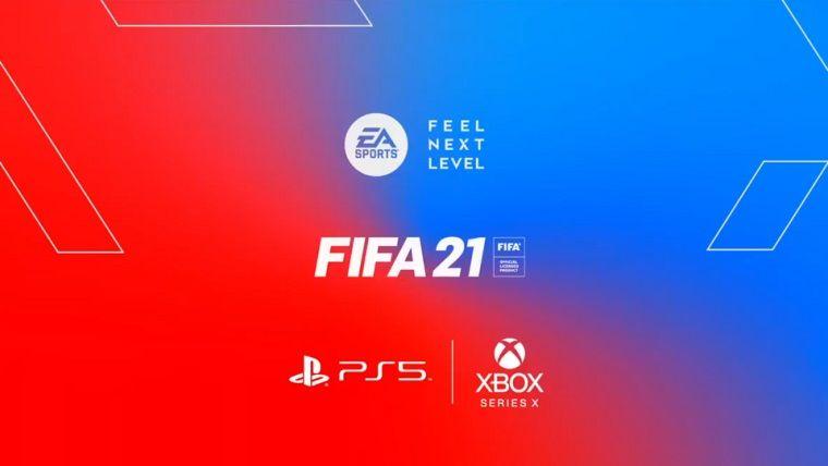 FIFA 21, Playstation 5 ve Xbox Series X için duyuruldu