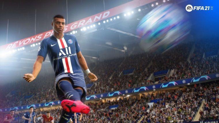 FIFA 21 oynanış videosu yayınlandı