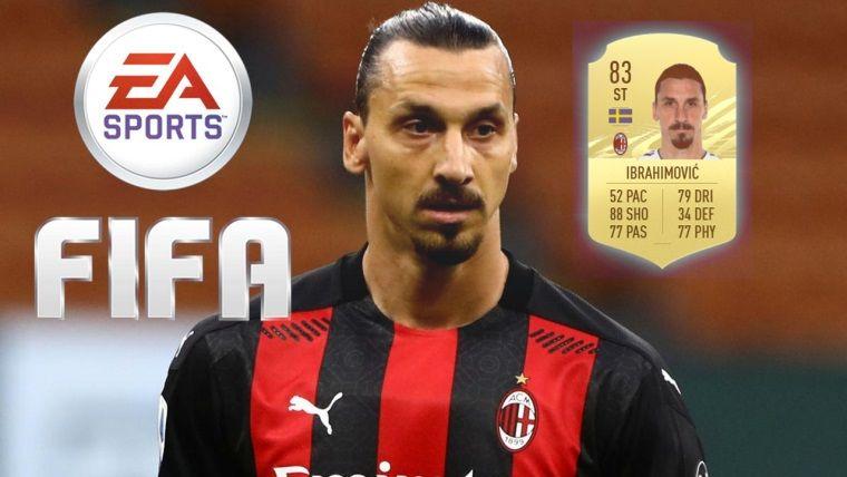 Zlatan Ibrahimovic EA Sports FIFA'ya tepki gösterdi