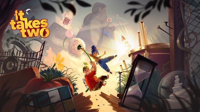 Josef Fares'in yeni oyunu It Takes Two için oynanış videosu yayınlandı
