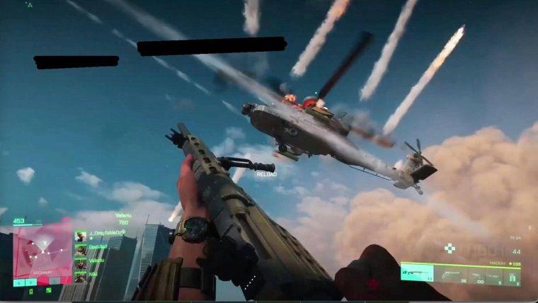 Battlefield 6 oyun içi ekran görüntüleri sızdırıldı