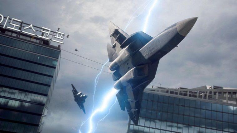 Battlefield 2042 oynanışından kısa bir kesit yayınlandı
