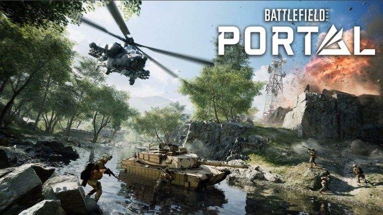 Battlefield 2042 videosunda Battlefield Portal modu duyuruldu