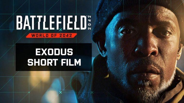 Battlefield 2042 kısa film oldu: Exodus Short Film