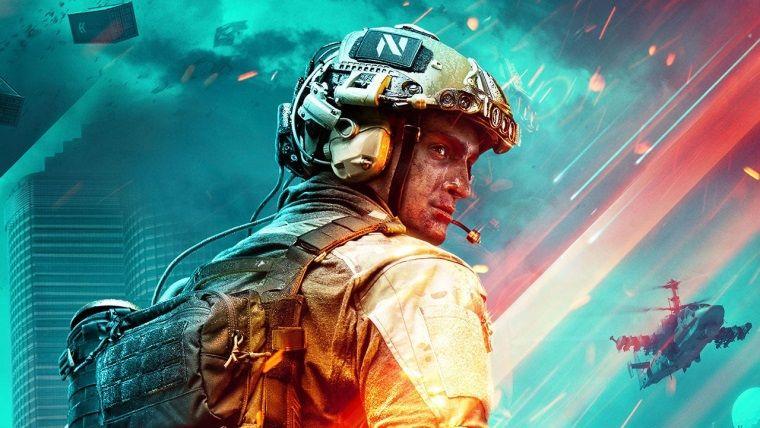 Battlefield 2042 kapalı alphasından yeni oynanış videosu