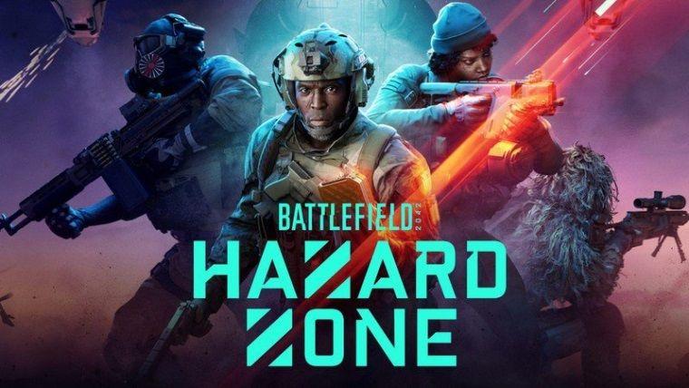 Battlefield 2042 Hazard Zone oynanış videosu yayınlandı