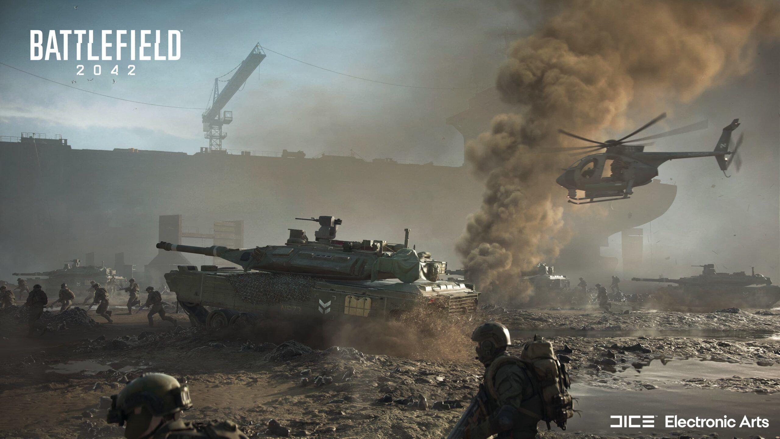Battlefield 2042 hikaye işleyişi multiplayer modlarına yansıtılacak