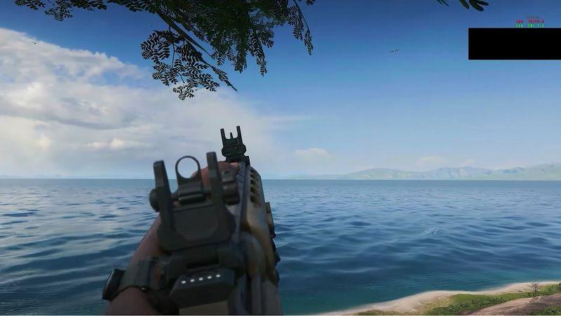 Battlefield 2042 silahları ve araçları iş başında. Videosu internete sızdı.