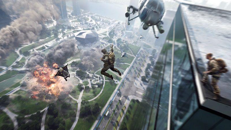 Battlefield 2042 açık beta tarihleri sızdırıldı
