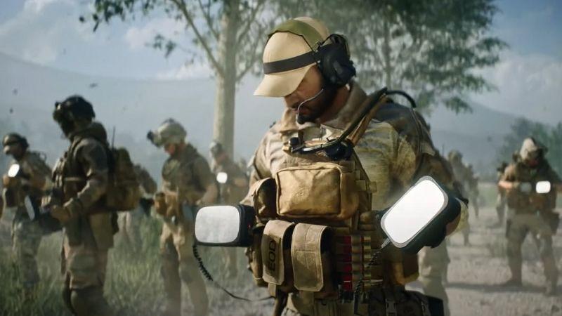Battlefield Portal mode announced in Battlefield 2042 video