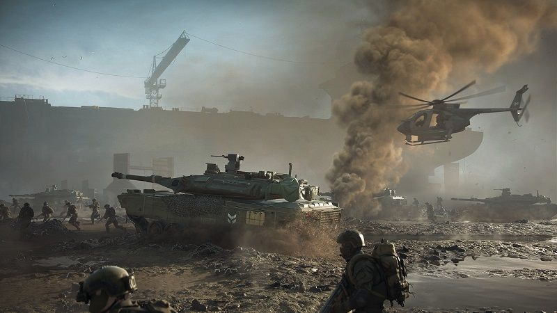 Battlefield 2042 oynanış videoları sızdırıldı