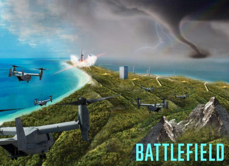 Battlefield 6 appeared with new leaked details
