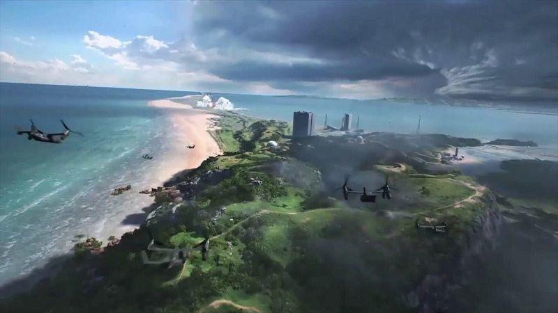 Battlefield 6 trailer sounds leaked