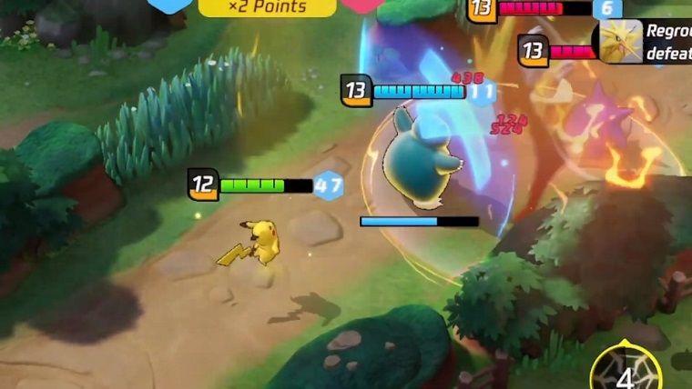 MOBA türündeki Pokemon Unite duyuruldu