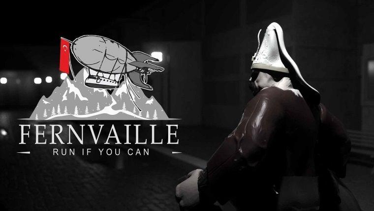 Battle Royale türündeki Türk oyunu Fernvaille duyuruldu