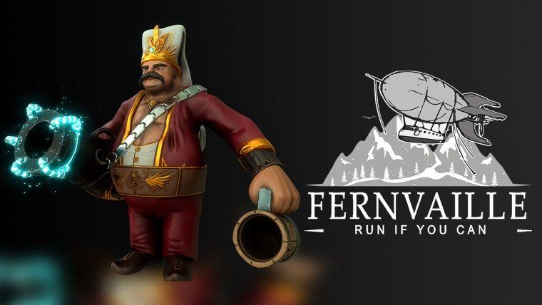 Türk oyunu Fernvaille yatırımcı arıyor