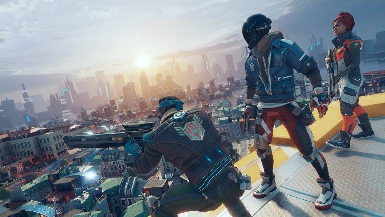 Ubisoft'un Bedava Battle Royale oyunu Hyper Scape duyuruldu