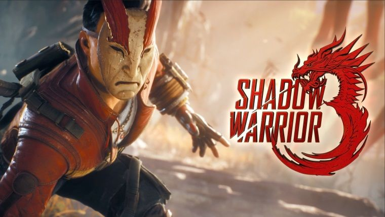 Shadow Warrior 3 PC için duyuruldu