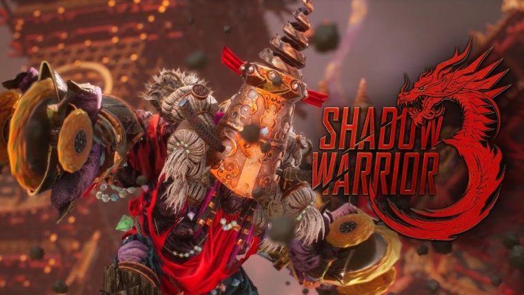 Shadow Warrior 3 oynanış videosu yayınlandı