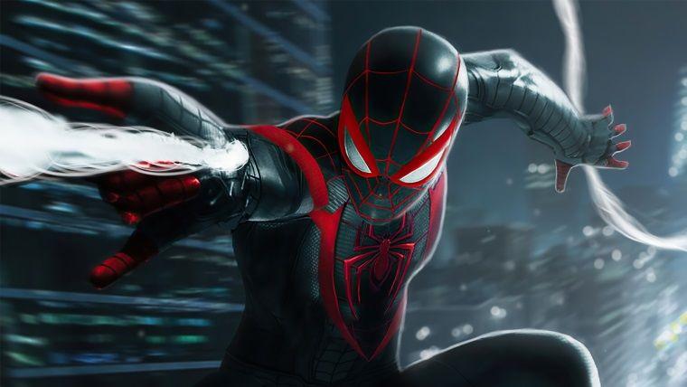 Spider-Man: Miles Morales 4K HDR işte böyle görünüyor