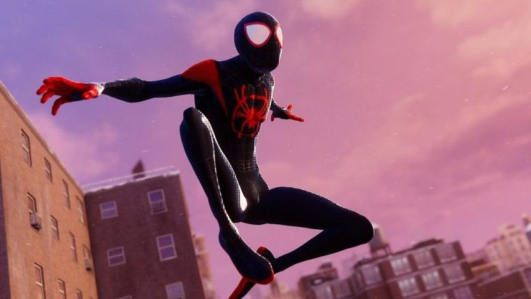 Spider-Man: Miles Morales için Spider-verse kostümü duyuruldu