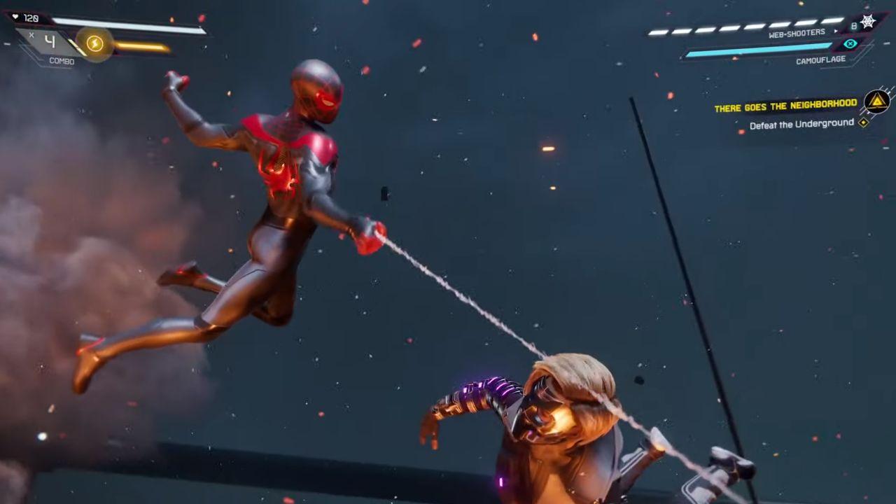 Marvel's Spider-Man: Miles Morales oynanış videosu yayınlandı